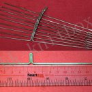 10 Brother Knitting Machine Needles KH260-KH270  (Free Position Indicator)