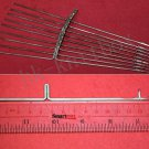 10 Needles Brother Ribbing Knitting Machine (Free Needles Position Indicator)
