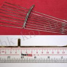 10 Brother Knitting Machine Needles KR260 to KR270 (Free Position Indicator)