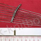 10 Singer Knitting Machine Needles SK155 to SK890  (Free Position Indicator)