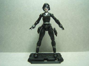 "Custom 3.75"" Marvel DOMINO figure - poseable & MADE TO ORDER"