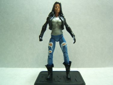"Custom 3.75"" Netflix Marvel JESSICA JONES figure - poseable & MADE TO ORDER"