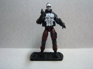 "Custom 3.75"" Marvel PUNISHER figure - poseable & ready to go"