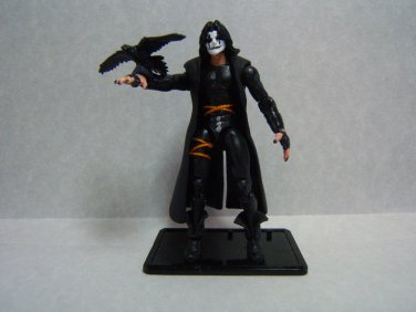 "Custom 3.75"" THE CROW action figure - poseable & MADE TO ORDER"