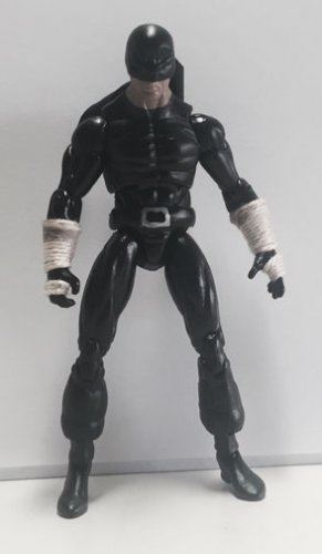 "Custom 3.75"" Netflix Marvel DAREDEVIL figure - poseable & MADE TO ORDER"