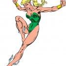 "Custom 3.75"" Marvel NAMORITA figure - poseable & MADE TO ORDER"
