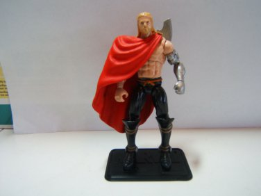 "Custom 3.75"" Marvel THOR THE UNWORTHY figure - poseable & MADE TO ORDER"