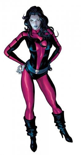 "Custom 3.75"" Marvel NEBULA figure - poseable & MADE TO ORDER"