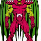"Custom 3.75"" Marvel ANNIHILUS figure - poseable & MADE TO ORDER"