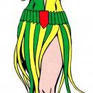 "Custom 3.75"" Marvel MANTIS figure - poseable & MADE TO ORDER"
