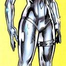 "Custom 3.75"" Marvel JOCASTA figure - poseable & MADE TO ORDER"