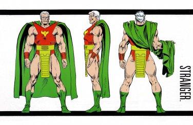 """Custom 3.75"""" Marvel STRANGER figure - poseable & MADE TO ORDER"""