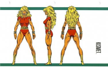 "Custom 3.75"" Marvel KISMET figure - poseable & MADE TO ORDER"