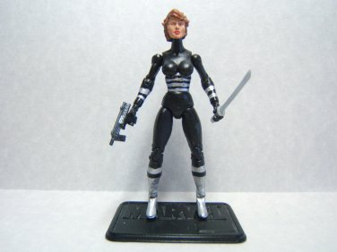 """Custom 3.75"""" Resident Evil PROJECT ALICE figure - poseable & ready to go"""