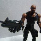 "Custom 3.75"" Resident Evil LUTHER WEST figure - poseable & ready to go"