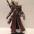"Custom 3.75"" The Witcher GERALT of RIVIA figure - poseable & MADE TO ORDER"