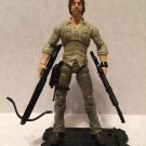 "Custom 3.75"" The Walking Dead DARYL DIXON figure - poseable & MADE TO ORDER"