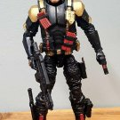 "Custom 3.75"" JUDGE DREDD action figure - poseable & MADE TO ORDER"