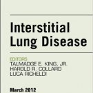 Ebook 978-1455738427 Interstitial Lung Disease, An Issue of Clinics in Chest Medicine (The Clinic