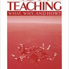 Ebook 978-0761907442 Team Teaching: What, Why, and How?