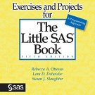 Ebook 978-1629596556 Exercises and Projects for The Little SAS Book, Fifth Edition