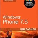 Ebook 978-0672333484 Windows Phone 7.5 Unleashed