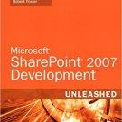 Ebook 978-0672329036 Microsoft SharePoint 2007 Development Unleashed