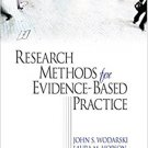 Ebook 978-1412990981 Research Methods for Evidence-Based Practice (Evidence-Based Practice in Soc
