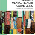 Ebook 978-1506305639 Clinical Mental Health Counseling: Elements of Effective Practice