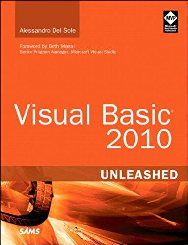 Ebook 978-0672331008 Visual Basic 2010 Unleashed
