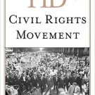 Ebook 978-0810860643 Historical Dictionary of the Civil Rights Movement (Historical Dictionaries