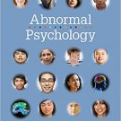 Ebook 978-1412988124 Abnormal Psychology: Neuroscience Perspectives on Human Behavior and Experie