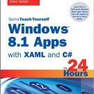 Ebook 978-0672338366 Windows 8.1 Apps with XAML and C# Sams Teach Yourself in 24 Hours