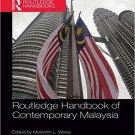 Ebook 978-0415816731 Routledge Handbook of Contemporary Malaysia