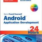Ebook 978-0672335693 Sams Teach Yourself Android Application Development in 24 Hours (Sams Teach