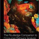 Ebook 978-0415729925 The Routledge Companion to Consumer Behavior Analysis (Routledge Companions