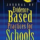Ebook JEBPS Vol 15-N1 (Journal of Evidence-Based Practices for Schools)