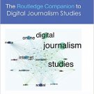 Ebook 978-1138887961 The Routledge Companion to Digital Journalism Studies