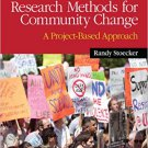 Ebook 978-1412994057 Research Methods for Community Change: A Project-Based Approach