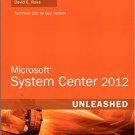 Ebook 978-0672336126 Microsoft System Center 2012 Unleashed
