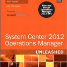 Ebook 978-0672335914 System Center 2012 Operations Manager Unleashed