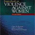 Ebook 978-1412971669 Sourcebook on Violence Against Women