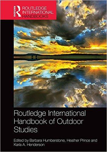 Ebook 978-1138782884 Routledge International Handbook of Outdoor Studies (Routledge International