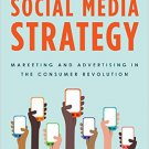 Ebook 978-1442251526 Social Media Strategy: Marketing and Advertising in the Consumer Revolution