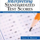 Ebook 978-1412937191 Interpreting Standardized Test Scores: Strategies for Data-Driven Instructio