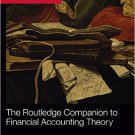 Ebook 978-0415660280 The Routledge Companion to Financial Accounting Theory (Routledge Companions
