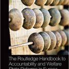 Ebook 978-1472470591 The Routledge Handbook to Accountability and Welfare State Reforms in Europe
