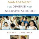 Ebook 978-0742526549 Classroom Behavior Management for Diverse and Inclusive Schools