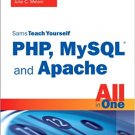 Ebook 978-0672329760 Sams Teach Yourself PHP, MySQL and Apache All in One (4th Edition)