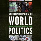Ebook 978-1442218031 An Introduction to World Politics: Conflict and Consensus on a Small Planet